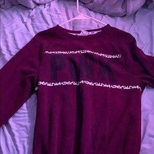 pullover from pink